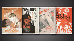 Thumbnail of Star Trek: The Original Series Art Prints – Set 13
