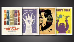 Thumbnail of Star Trek: The Original Series Art Prints – Set 19