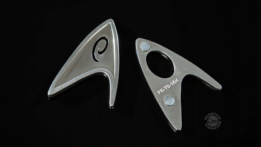 Star Trek Magnetic Insignia Badge — Engineering