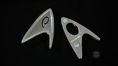 Thumbnail of Star Trek Magnetic Insignia Badge — Engineering