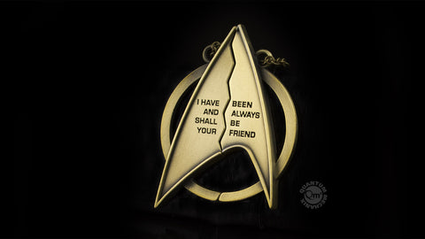 Photo of Star Trek Friendship Necklace