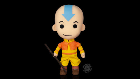 Photo of Aang Q-Pals Plush