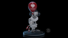 Photo of IT: Chapter 2 - Black and White Pennywise Q-Fig (Walmart Exclusive)
