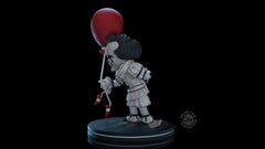 Thumbnail of IT: Chapter 2 - Black and White Pennywise Q-Fig (Walmart Exclusive)