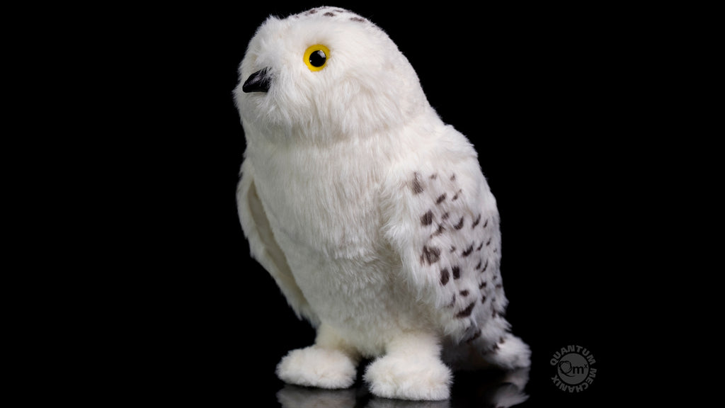 Hedwig the Snowy Owl 8-inch Plush