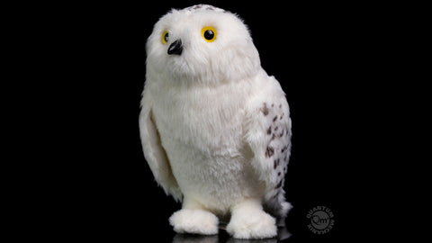 Photo of Hedwig the Snowy Owl 8-inch Plush