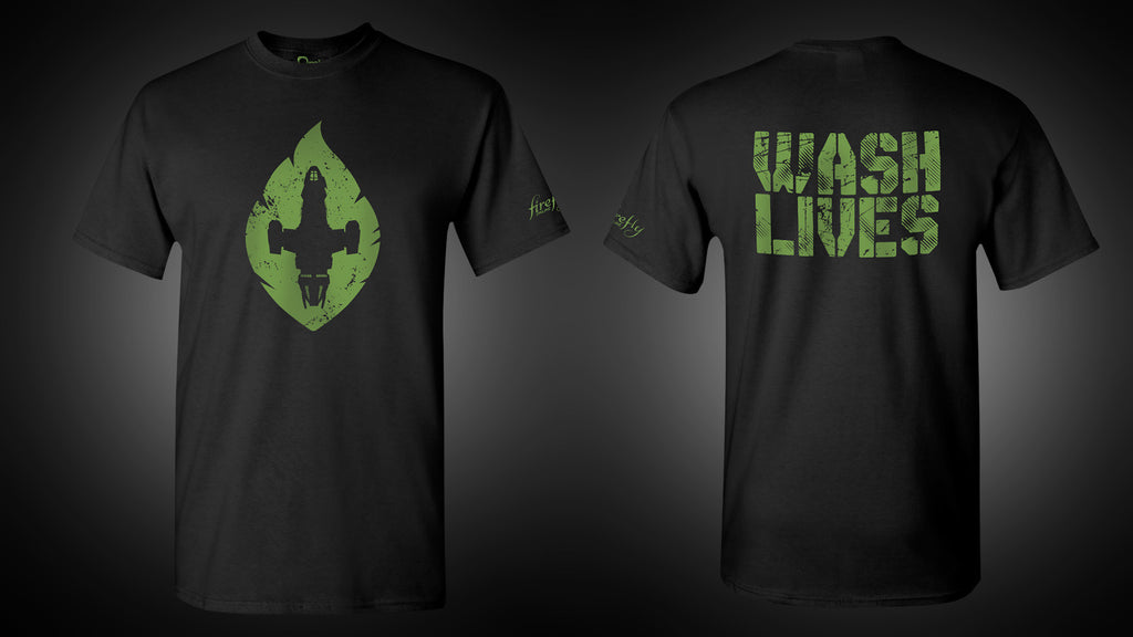 Firefly Online Wash Lives T-Shirt