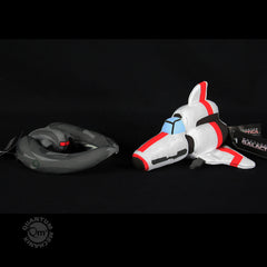 Photo of Battlestar Galactica Viper & Raider Plush Set