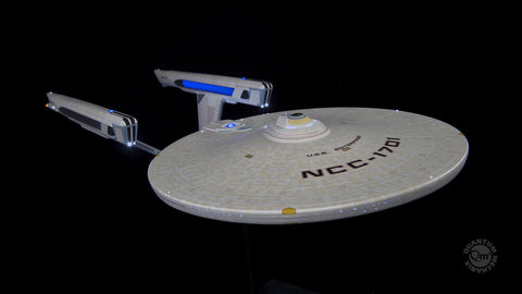 Photo of Creating the U.S.S. Enterprise Refit Artisan Replica