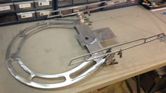 Thumbnail of The Reliant's 5.75 pound aluminum/steel armature.