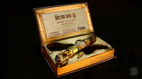 Photo of River Song's Sonic Screwdriver