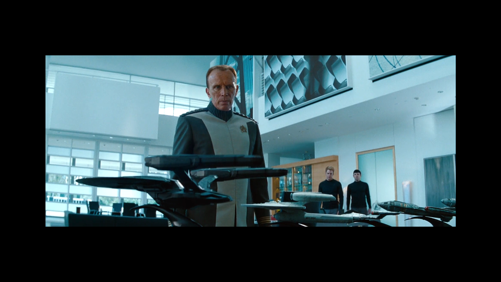 QMx Vengeance model in Star Trek Into Darkness