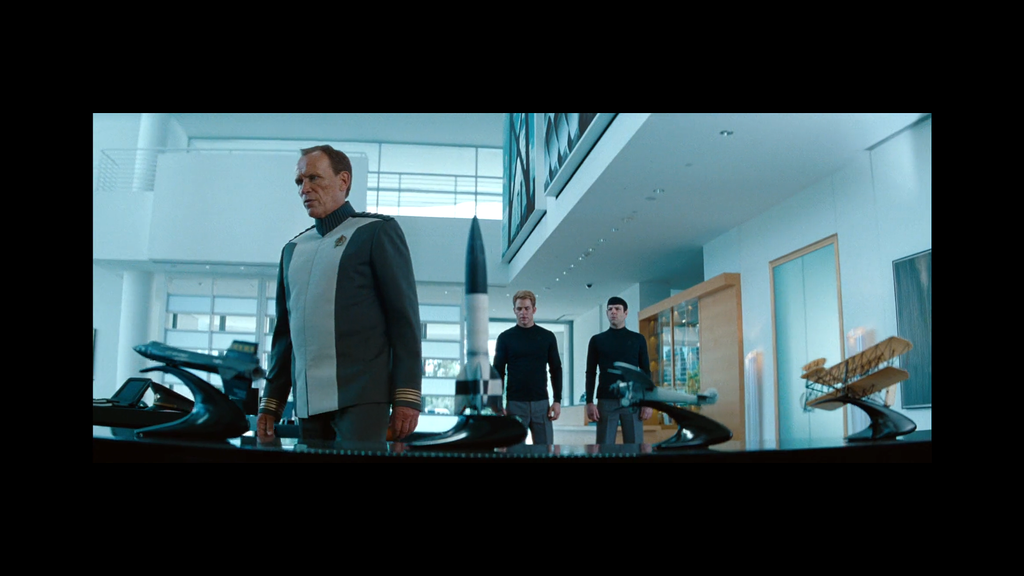 QMx ship models in Star Trek Into Darkness