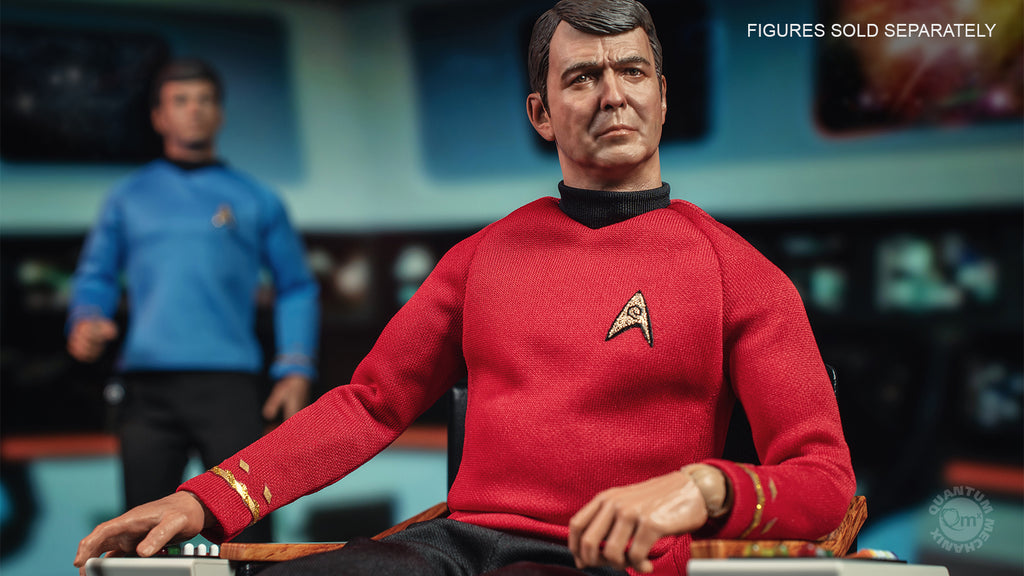 Star Trek: TOS Scotty 1:6 Scale Articulated Figure