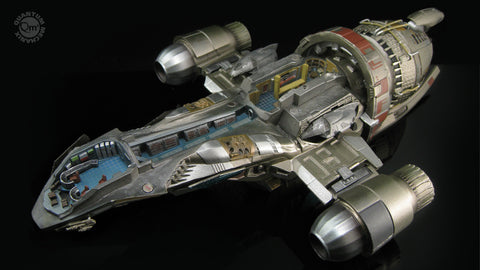 Photo of Serenity 1:250 Scale Cutaway Replica