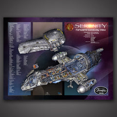 Photo of Serenity Architectural Cutaway Set