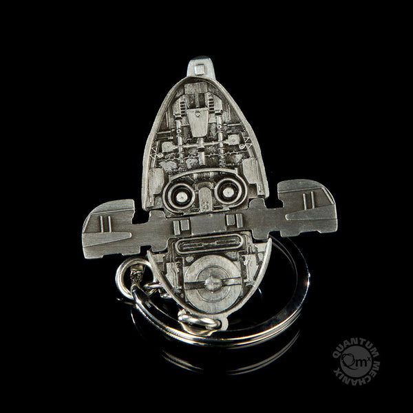 Star Wars Slave I Replica Key Chain