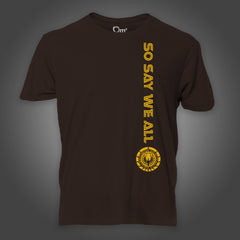 Photo of So Say We All T-Shirt