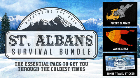 Photo of Firefly St. Albans Survival Bundle