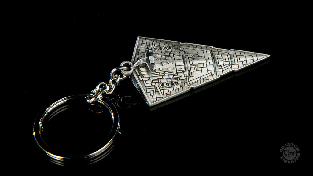 Star Wars Star Destroyer Replica Key Chain