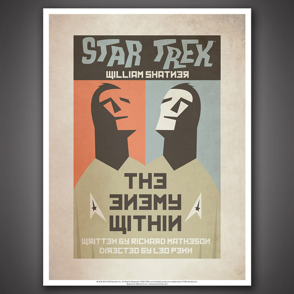Star Trek: The Original Series Art Prints – Set 18