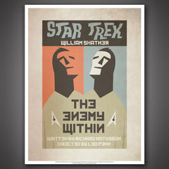 Thumbnail of Star Trek: The Original Series Art Prints – Set 18