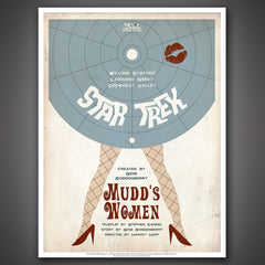 Thumbnail of Star Trek: The Original Series Art Prints – Set 15