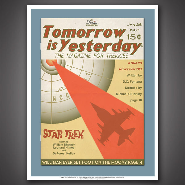 Star Trek: The Original Series Art Prints – Set 12