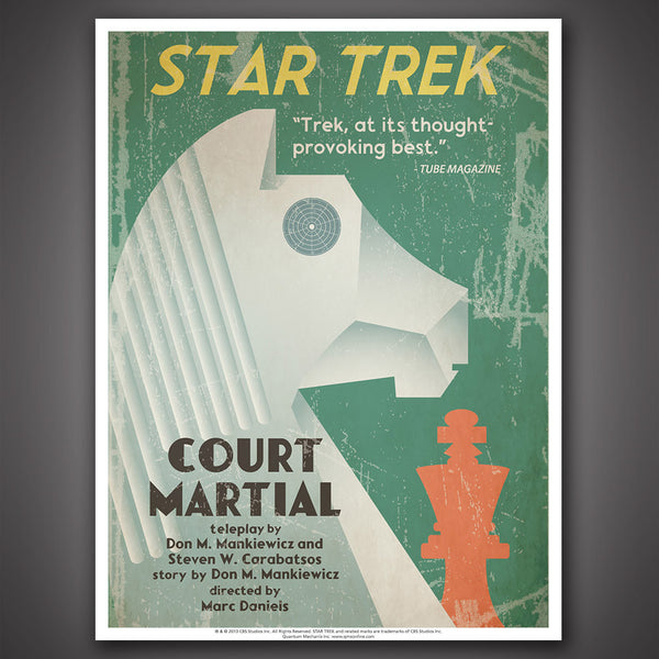 Star Trek: The Original Series Art Prints – Set 14