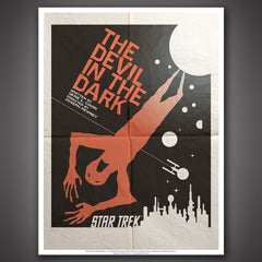 Photo of Star Trek: The Original Series Art Prints – Set 12