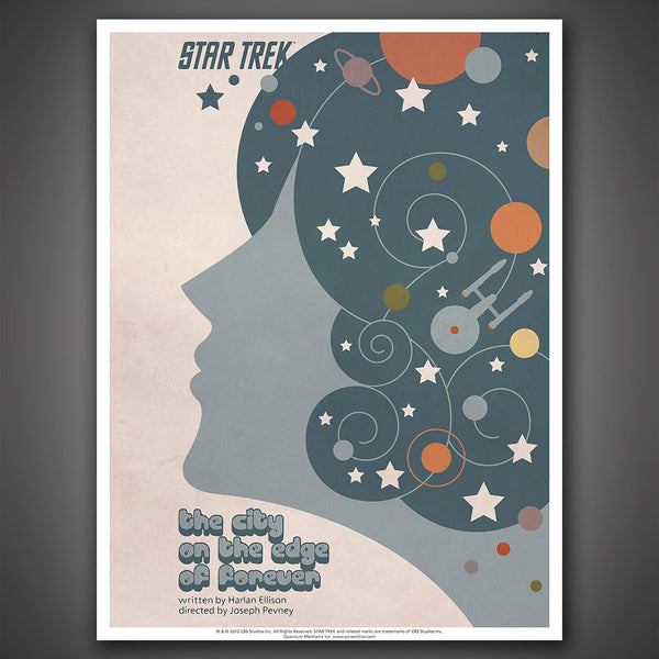 Star Trek: The Original Series Art Prints – Set 1