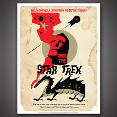 Thumbnail of Star Trek: The Original Series Art Prints – Set 7