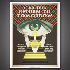 Thumbnail of Star Trek: The Original Series Art Prints – Set 17