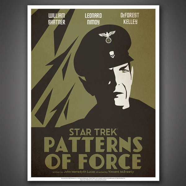 Star Trek: The Original Series Art Prints – Set 9