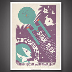 Thumbnail of Star Trek: The Original Series Art Prints – Set 14