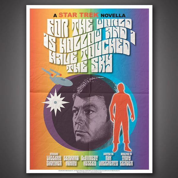 Star Trek: The Original Series Art Prints – Set 8
