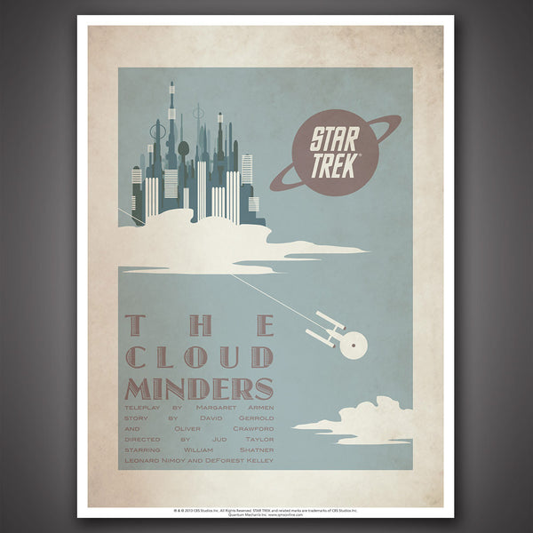 Star Trek: The Original Series Art Prints – Set 15