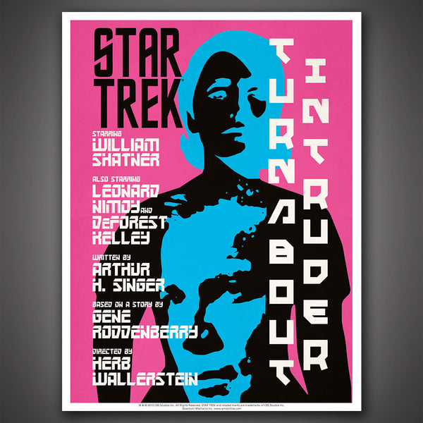 Star Trek: The Original Series Art Prints – Set 20