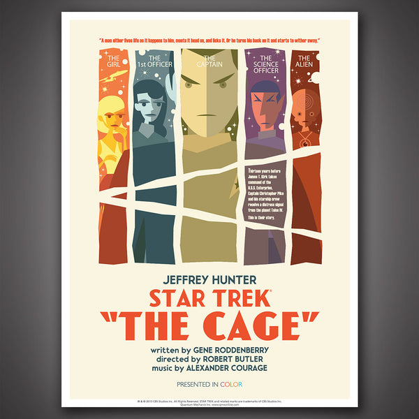Star Trek: The Original Series Art Prints – Set 19
