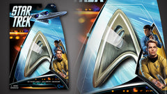 Thumbnail of Star Trek Magnetic Insignia Badge — Science