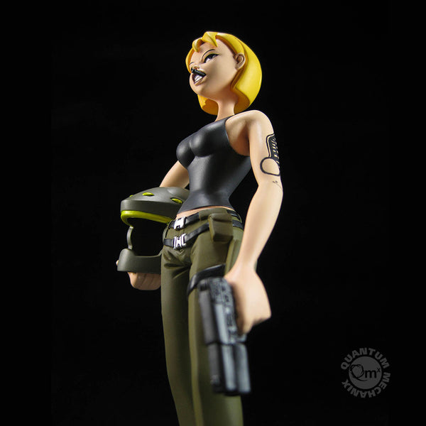 Battlestar Galactica Starbuck Animated Maquette