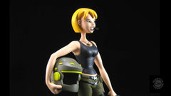 Thumbnail of Battlestar Galactica Starbuck Animated Maquette