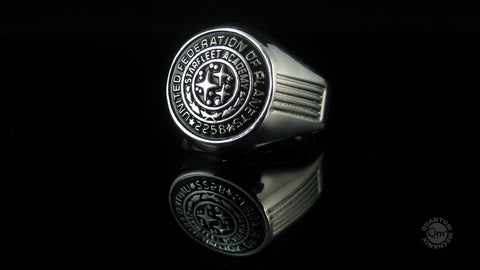 Photo of Star Trek Starfleet Academy Class Ring (2009)