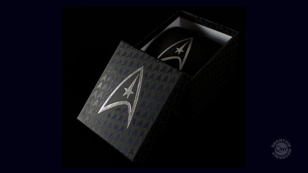 Star Trek Into Darkness Starfleet Academy Ring