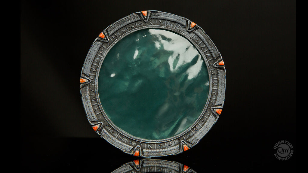 Stargate Coaster Set