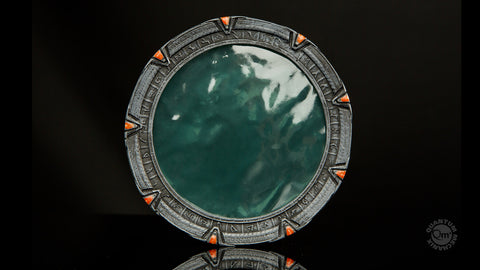 Photo of Stargate Coaster Set