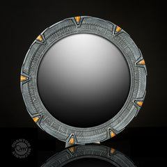 Thumbnail of Stargate SG-1 Replica Mirror