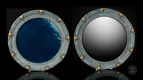 Photo of Stargate SG-1 Replica Mirror
