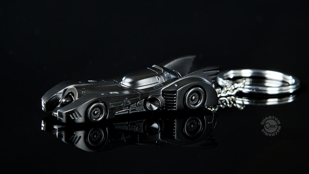 Batmobile Key Chain — Limited Stealth Edition
