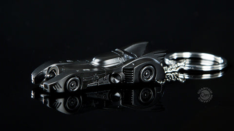Photo of Batmobile Key Chain — Limited Stealth Edition